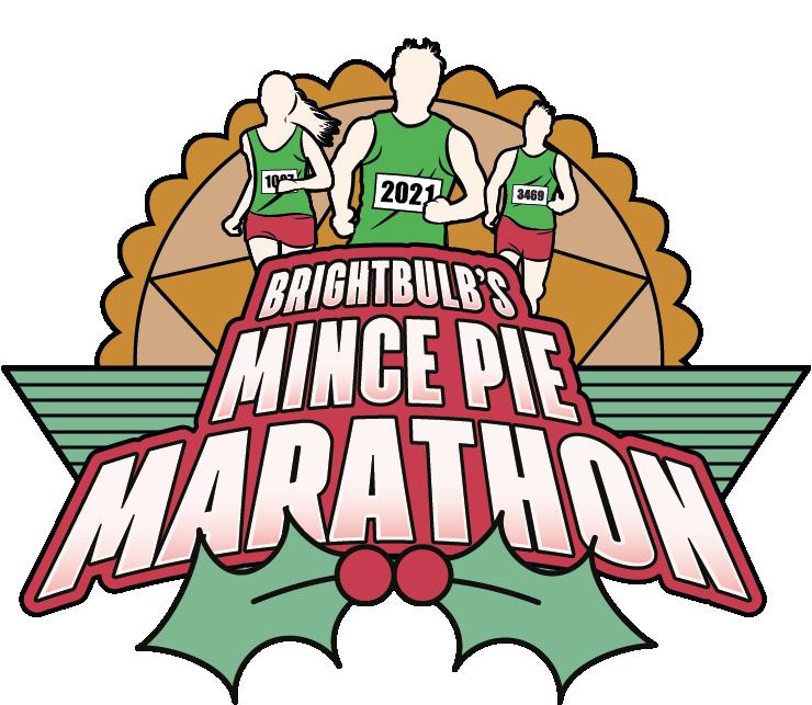 Mince Pie Marathon logo
